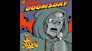 MF DOOM- Rhymes Like Dimes (Featuring Cucumber Slice)