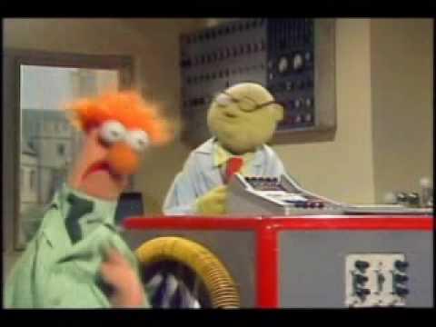 Muppet Show - Muppet Labs - Beaker Gets Multiplied
