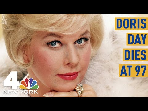 Doris Day Legendary Actress and Singer Dies at 97  NBC New York