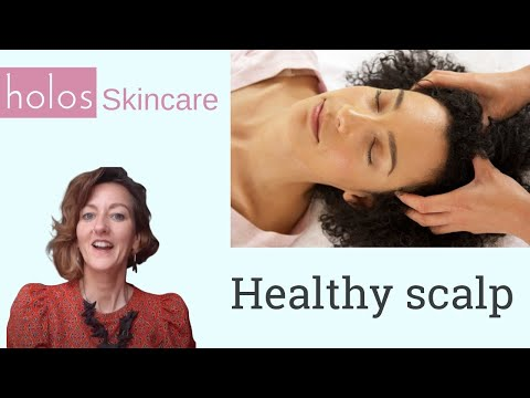 Scalp care with Holos Skincare (a focus on dry scalp/psoriasis/eczema)