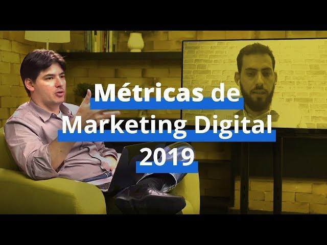 Métricas de Marketing Digital que realmente importam em 2019