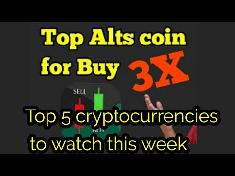 Top 5 cryptocurrencies to watch this week | Crypto World Updates in Hindi – Latest Crypto News