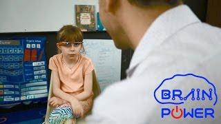Brain Power founder tutors 11-year-old budding scientist