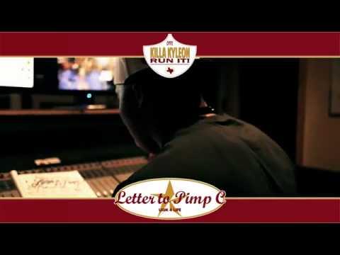Killa Kyleon - Letter to Pimp C (Official Video) hoodvideos2012