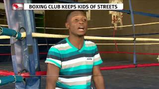 Hilbrow boxing club keeps kids off streets