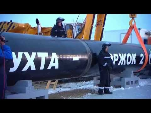 """Путин дал старт строительству газопровода для """"Северного потока - 2"""""""