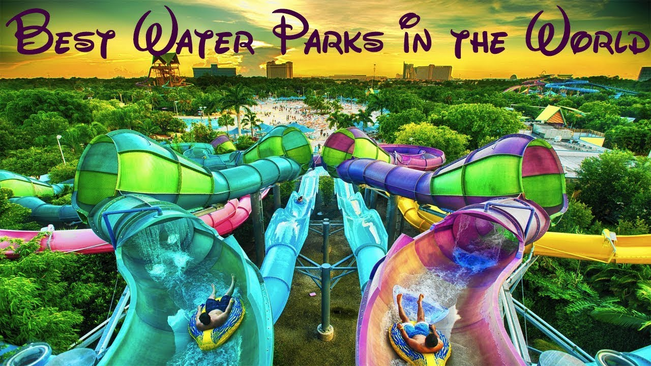 Worlds Best Water Parks Best Water Parks In The World - 10 best water parks in the world