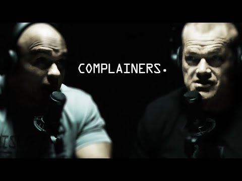 How To Deal With Chronic Complainers - Jocko Willink and Echo Charles