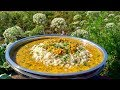 Dal Palak and Jeera Rice Recipe |  Indian village Recipes By Nikunj Vasoya