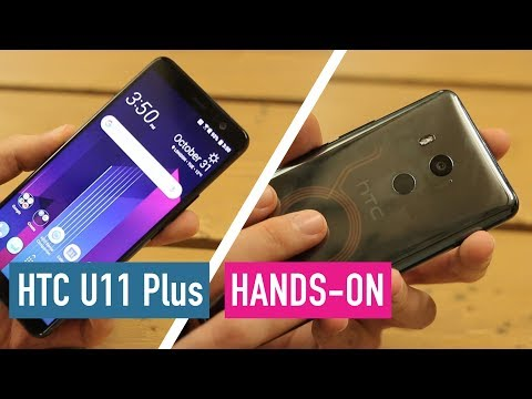 Download Youtube: HTC U11 Plus hands-on review