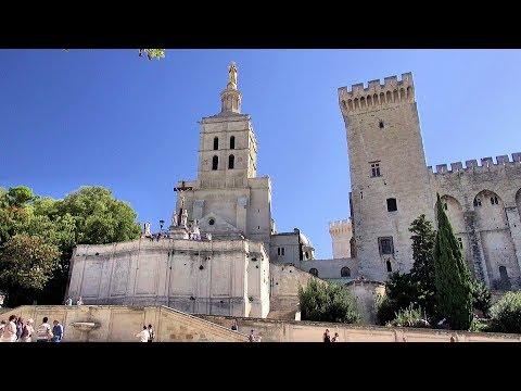 Avignon: Cathédrale Notre-Dame des Doms, France Provence [HD] (videoturysta.eu)