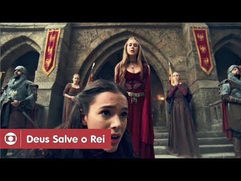 Deus Salve O Rei: capítulo 128 da novela, quinta, 7 de junho, na Globo