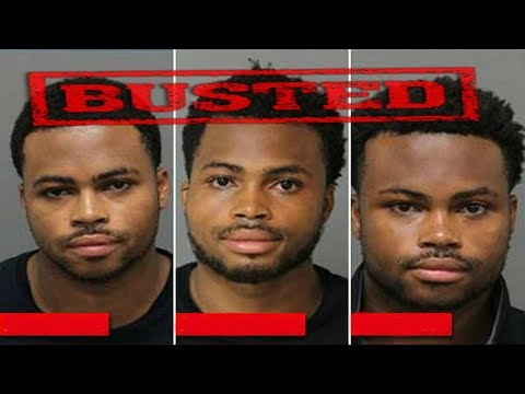 21 Year Old Drug Dealing Triplets Busted In Luxury High Rise Condo