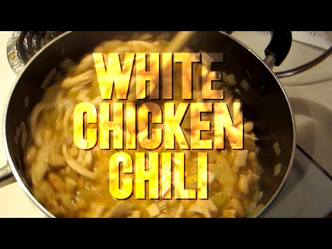 White Chicken Chili (Day 2252 - 1/24/16)