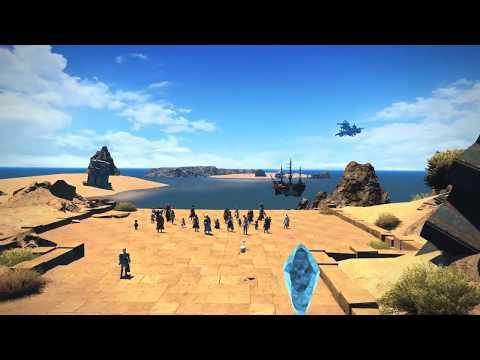 The Ridorana Lighthouse - Final Fantasy XIV A Realm Reborn