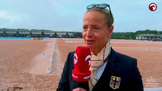 Isabell Werth | Weltreiterspiele 2018 | FEI World Equestrian Games Tryon|