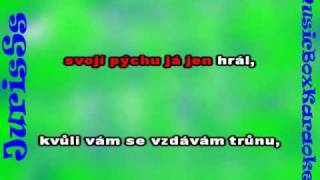 Helena Vondráčková-Lásko má já stůňu (Karaoke) (M-B-K)