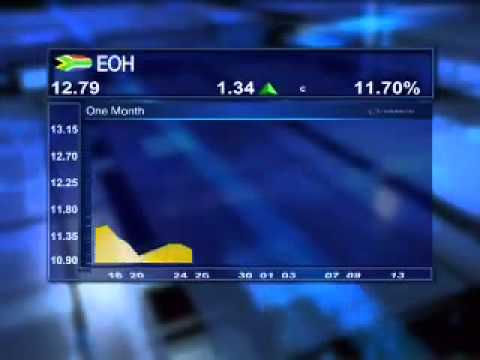 EOH Full year Results with John King
