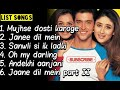 6 lagu india Soundtrack Mujhse Dosti Karoge Film bollywood TERBAIK