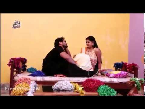 Hot romantick video song, bhojapuri hot...
