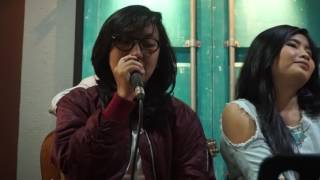Fourtunes Fever Ft Puji R.S & Dinda T.P - I'm Not The Only One (Cover)