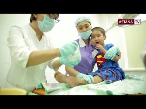 Ожог у ребенка   Доктор рекомендует