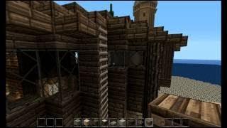 Minecraft Build: Assassins Creed Constantinople Building design