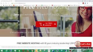 Comment créer site web avec gratuit meilleur de l'hébergement de bb