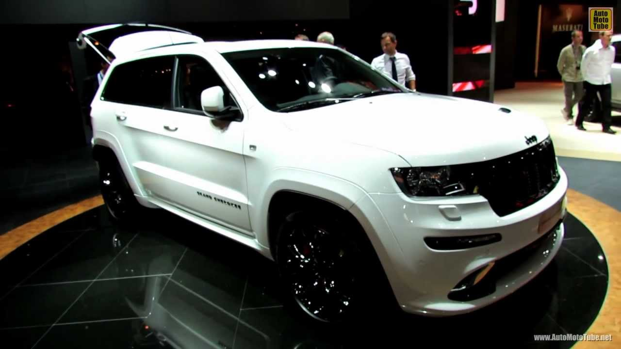2013 Jeep Grand Cherokee Srt8 Exterior And Interior
