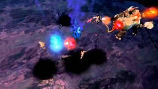Dungeon Siege III | limited edition gameplay trailer (2011)