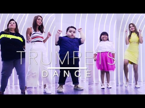 TRUMPETS DANCE (DABARKADS Ruby, Pia, Patring, Ryzza and Bae-by Baste!)