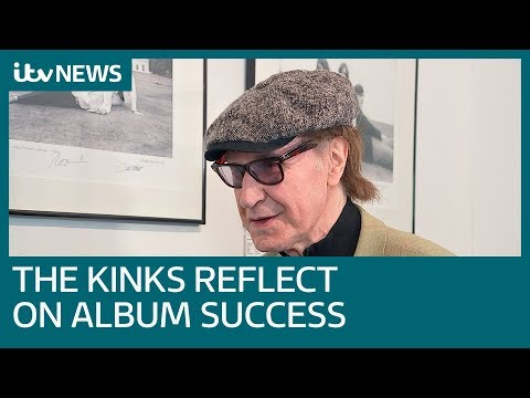 The Kinks Awarded Gold Disc For Village Green Preservation Society | ITV News