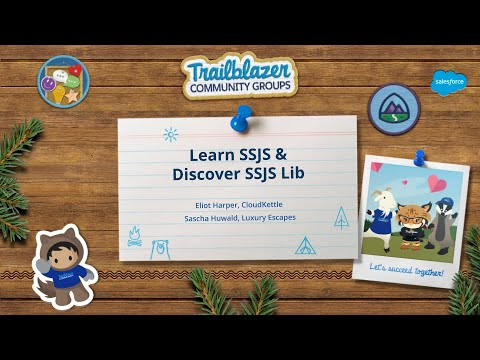 Learn SSJS and
