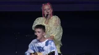 «Венера - Юпитер» дуэт Марьяны Титовой и Ивана Кургалина