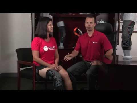 DonJoy OA Reaction knee brace
