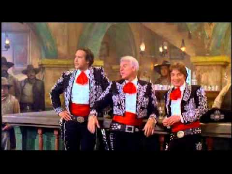 Three Amigos Steve Martin Chevy Chase Martin Short