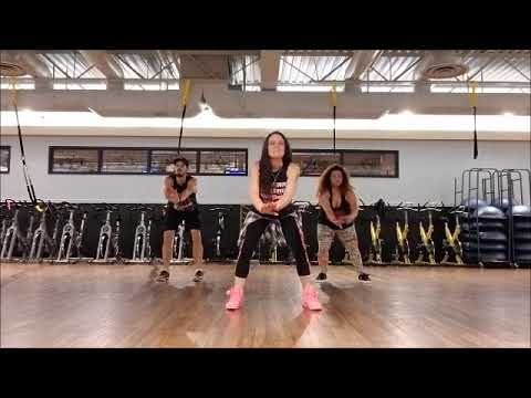 Zumba® with Cassie | 80's Baby | NKOTB ft. Salt n Pepa, Naughty by Nature, Tiffany & Debbie Gibson.