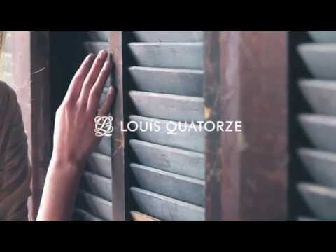 Sean O'pry & Constance Jablonski: LOUIS QUATORZE FILM (2012)