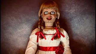 Trick Or Treat Studios: The Conjuring Annabelle Doll Replica 4K Review