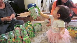 1st Birthday Party Favors! - October 12, 2013 - itsJudysLife Vlog