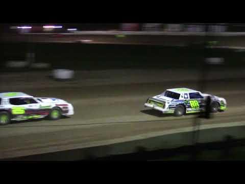 Ransomville Speedway Street Stock Feature 1 Highlights 9-15-17