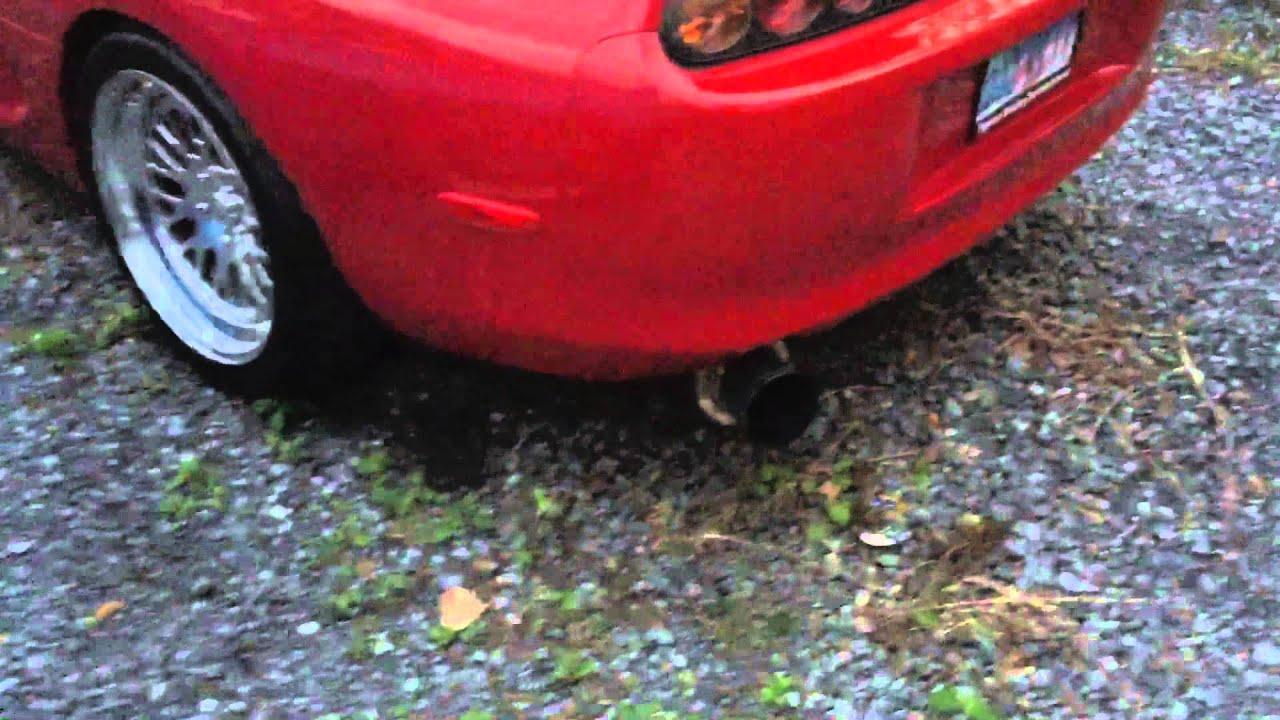 Toyota Supra Kelford 202-D Cams