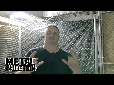 11 Questions With Corpsegrinder Of Cannibal Corpse | Metal Injection