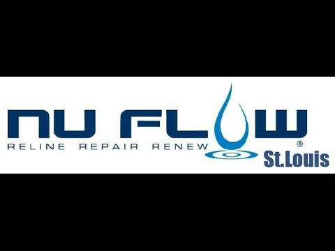 Pipe Sleeve Nu Flow St. Louis Trench-Less Sewer Repair Pipe Lining Demo