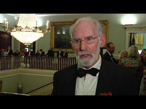 Mountbatten Maritime Award winner interview (Maritime Media Awards 2017)