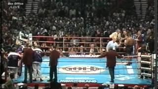Mike Tyson Vs Evander Holyfield 1997