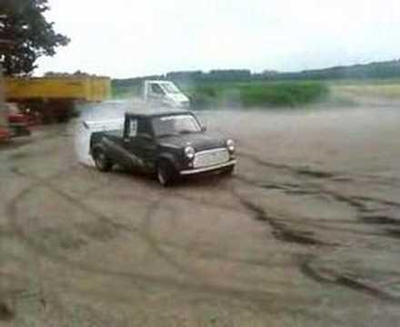Rwd Mini Cooper Kawasaki Mid Engine