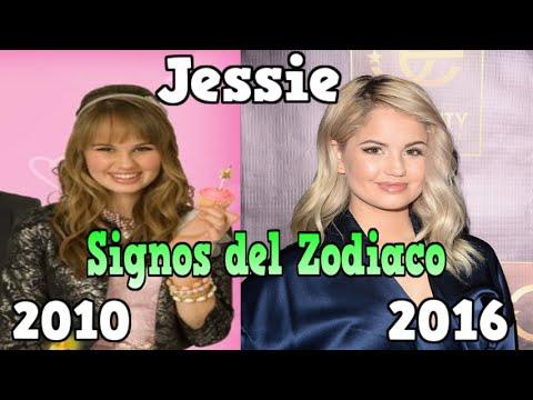 Estrellas de Disney Antes y Después 2016, Signos del Zodiaco