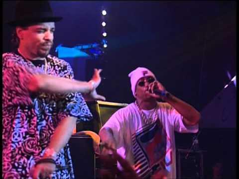 Ice-T Medley - Original Gangster, New Jack Hustler & Colors - Live@1080p
