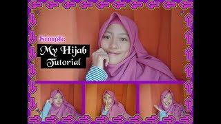 Gambar cover Tutorial Hijab Syar'i menutup dada